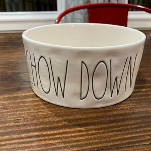 Rae Dunn pet bowl